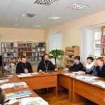 В Гомеле состоялась встреча на тему «Информационная деятельность прихода. Что, зачем и почему?»