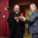 Епископ Гомельский и Жлобинский Стефан удостоен награды Союза писателей Беларуси