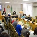 Около тысячи работников сферы образования приняли участие в Первых областных Покровских образовательных чтениях в Гомеле