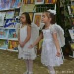 В Духовно-просветительском центре открылась выставка детских работ «Чудо Рождества»