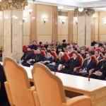 Состоялась встреча руководителей и сотрудников епархиальных отделов религиозного образования и катехизации в рамках  Презентации курсов повышения квалификации