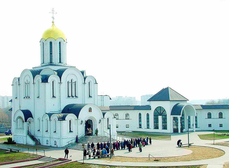 Храм Иконы Всех скорбящих радость. Фото Вадима Замировского