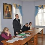 Семинар для педагогов, посвященный святителю Георгию (Конисскому), состоялся в Могилеве