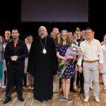 В Гомеле состоялся показ интерактивного спектакля для молодежи «Не забыть о Рождестве»