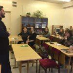 В городе Марьина Горка состоялся семинар по факультативу «Основы православной культуры»