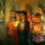 Воспитание потребности в молитве у детей младшего школьного возраста