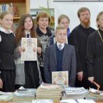 Первая епархиальная ученическая конференция состоялась в Пинске
