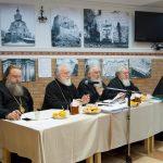 В Москве состоялось заседание комиссии Межсоборного присутствия по церковному просвещению и диаконии
