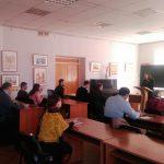 Незрячие слушатели прошли обучение в Институте теологии БГУ