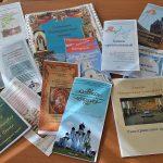 Конкурс буклетов «Православные святыни Беларуси» в Пинской епархии