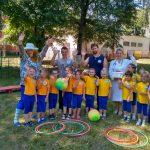День отца отметили в учреждении дошкольного образования г. Гомеля