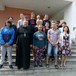По святым местам Новогрудской епархии: поездка для лицеистов