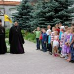 Состоялось открытие летнего оздоровительного лагеря на православных традициях «Единение»