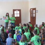 Курс занятий для детей по изучению Библии проведен в Калинковичском благочинии