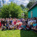 130 человек приняли участие в XV Православном слете «Святая Русь»