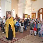 Праздник знаний в Воскресной школе при Свято-Георгиевском храме г. Бобруйска