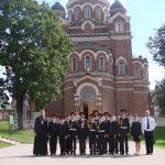 Слонимские кадеты побывали на Бородинском поле