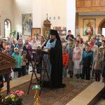 Молебны об учащихся: доброе начало нового учебного года