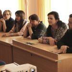 Семья и любовь: открытый урок в гимназии г. Калинковичи