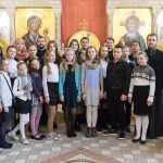 Минскую духовную академию посетили педагоги и учащиеся столичной гимназии № 15
