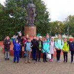 Воспитанники воскресных школ Лепельского благочиния приняли участие в интерактивном проекте «GPS-навигатор»