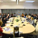 В Национальной библиотеке Беларуси состоялась республиканская читательская сессия «Читатель – это культурный статус: растем с «КнігаСветам»»