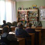 Духовно-просветительские беседы для мирян «Библейские часы» проходят в г. Борисове