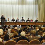 Члены Координационного совета по библиотечной деятельности приняли участие в празднованиях 300-летия со дня рождения святителя Георгия (Конисского)