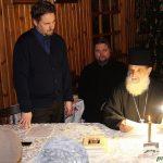 Встреча с греческим архимандритом Мефодием (Алексиу) состоялась в Гродно