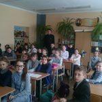 Студенты Минской духовной семинарии провели занятия в слонимских школах