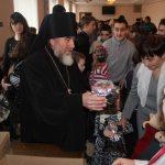 Благотворительный праздник «Рождественская Архиерейская ёлка» состоялся в Туровской епархии