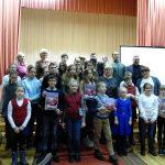 В Борисове состоялся турнир по интеллектуальным играм среди школьников «Радость моя»