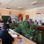 В Борисове состоялся круглый стол для учителей, преподающих факультативные занятия по Основам православной культуры