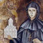 О монашеском подвиге и трудах преподобной Евфросинии Полоцкой