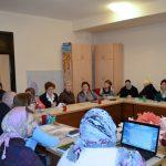 Сотрудничество учреждений образования с Православной Церковью обсудили на круглом столе в Новогрудской епархии