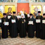 Состоялся первый этап курсов повышения квалификации духовенства Минской митрополии