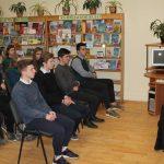 Преосвященный Порфирий, епископ Лидский и Сморгонский, провел беседу со старшеклассниками о нравственности