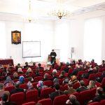Встречи с диаконом Илией Кокиным, автором пособий для воскресных школ, прошли в Гродненской и Новогрудской епархиях