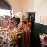 Состоялось торжественное открытие мемориальной доски в честь протоиерея Даниила Окиншевича, расстрелянного 80 лет назад