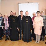 Кабинет по Основам православной культуры открылся в государственном учреждении образования г. Гомеля