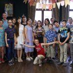 В Патриаршем центре духовного развития детей и молодежи подростков обучают правильному общению