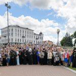 Состоялся торжественный выпускной акт Минского духовного училища