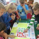 Православная смена в детском лагере «Вясёлка» Кореличского района выявила юных журналистов
