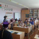 В Новогрудской епархии проходят курсы повышения квалификации преподавателей Основ православной культуры