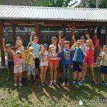 В Гродненской епархии завершилась смена летней выездной воскресной школы «Солнышко»