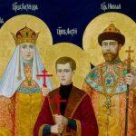 17 июля епископ Борисовский и Марьиногорский Вениамин возглавит ночное Богослужение в храме в честь святых Царственных страстотерпцев