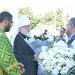 Состоялись торжества, приуроченные к 100-летию со Дня рождения святой преподобной Манефы Гомельской