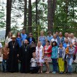 VII Летні сямейны лагер прайшоў у Гродзенскай епархіі
