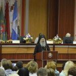 Приветственное слово архиепископа Полоцкого и Глубокского Феодосия к участникам конференции руководителей учреждений образования Полоцкого района