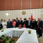 Подписана программа сотрудничества между Белорусским национальным техническим университетом и Синодальным отделом религиозного образования и катехизации Белорусской Православной Церкви